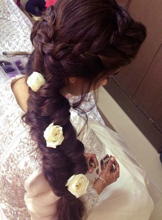 Floral-hairstyles